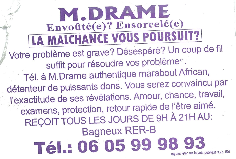 M. Drame