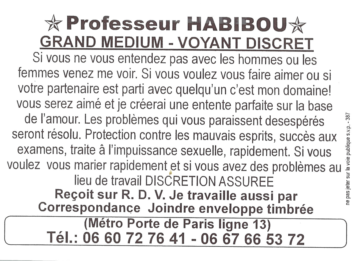 Prof Hadibou