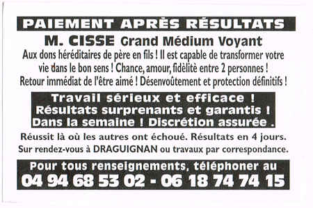 cisse-draguignan