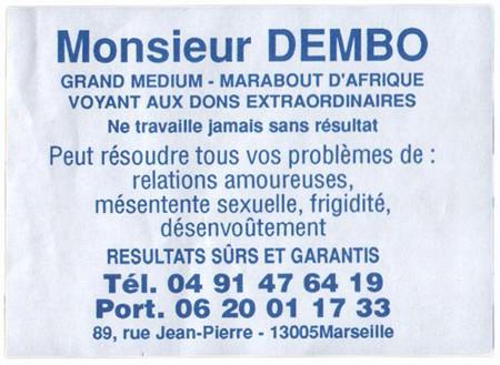 dembo-marseille