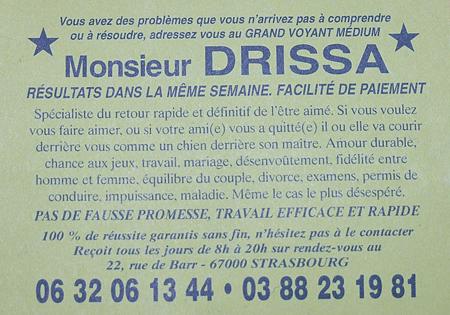 drissa