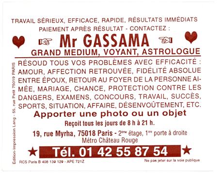gassama-rouge