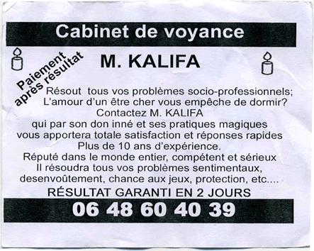 kalifa-bougies