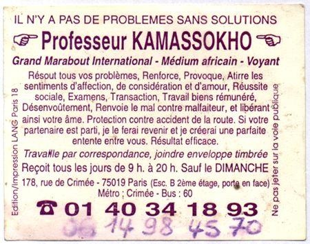 kamassokho