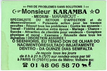 karamba-vert