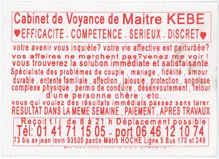 kebe-rouge