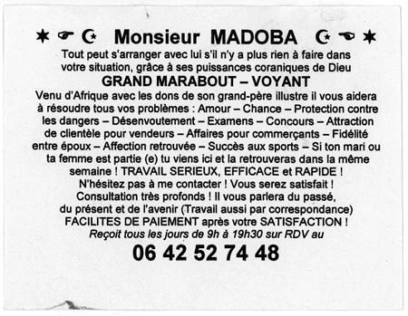 madoba