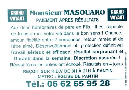 masouaro