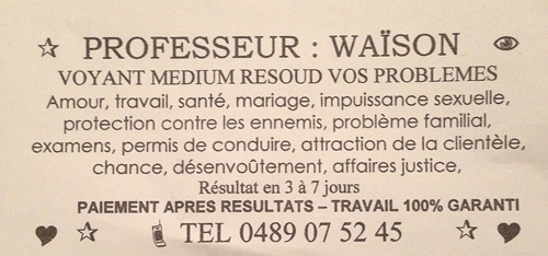 waison